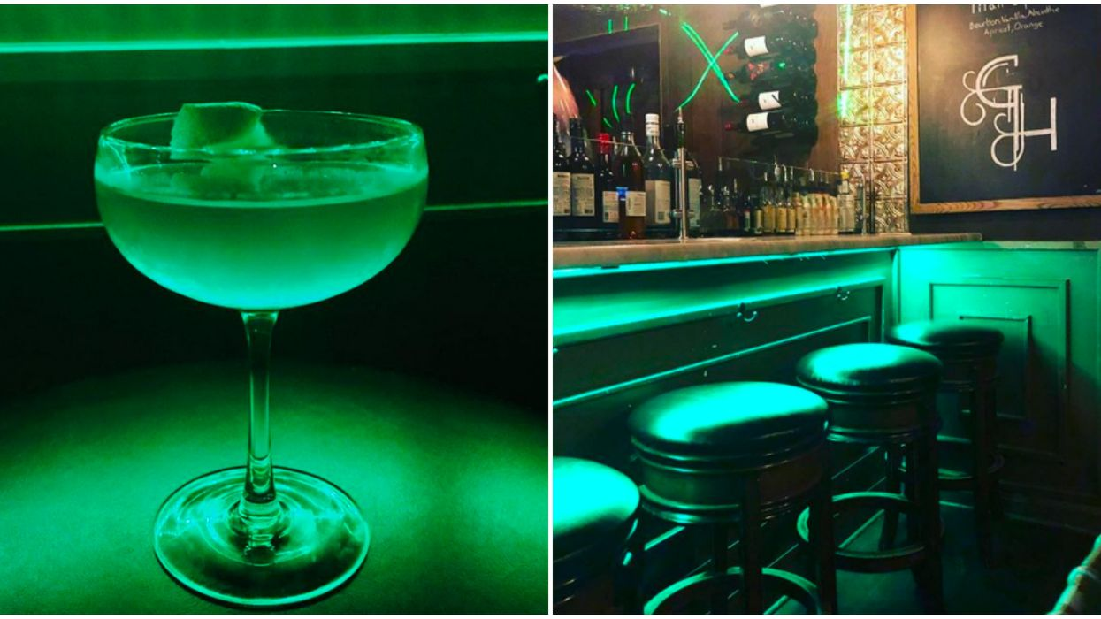 Hidden Bar In Nashville Serves Actual Absinthe After Hours