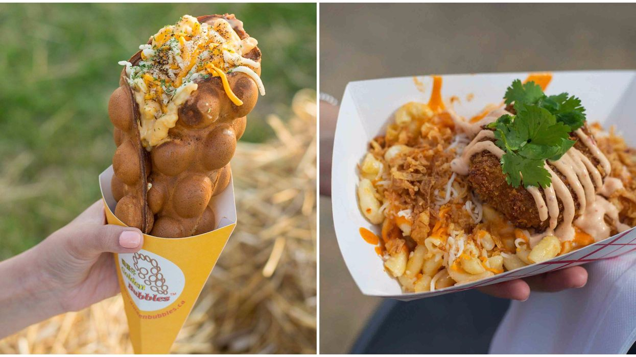 Toronto's Mac And Cheese Festival Is The Cheesiest Valentines Date Ever