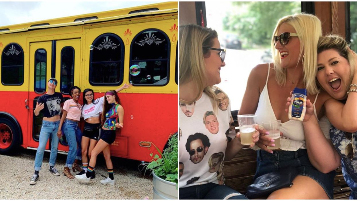 Things To Do In Raleigh Include Going On This Boozy Tour