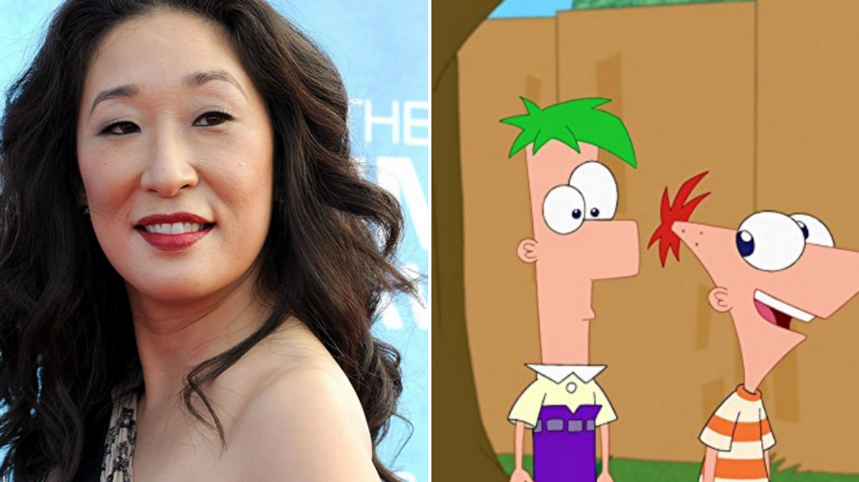 Sandra Oh Was In So Many TV Series & Movies You Probably Watched As A Kid