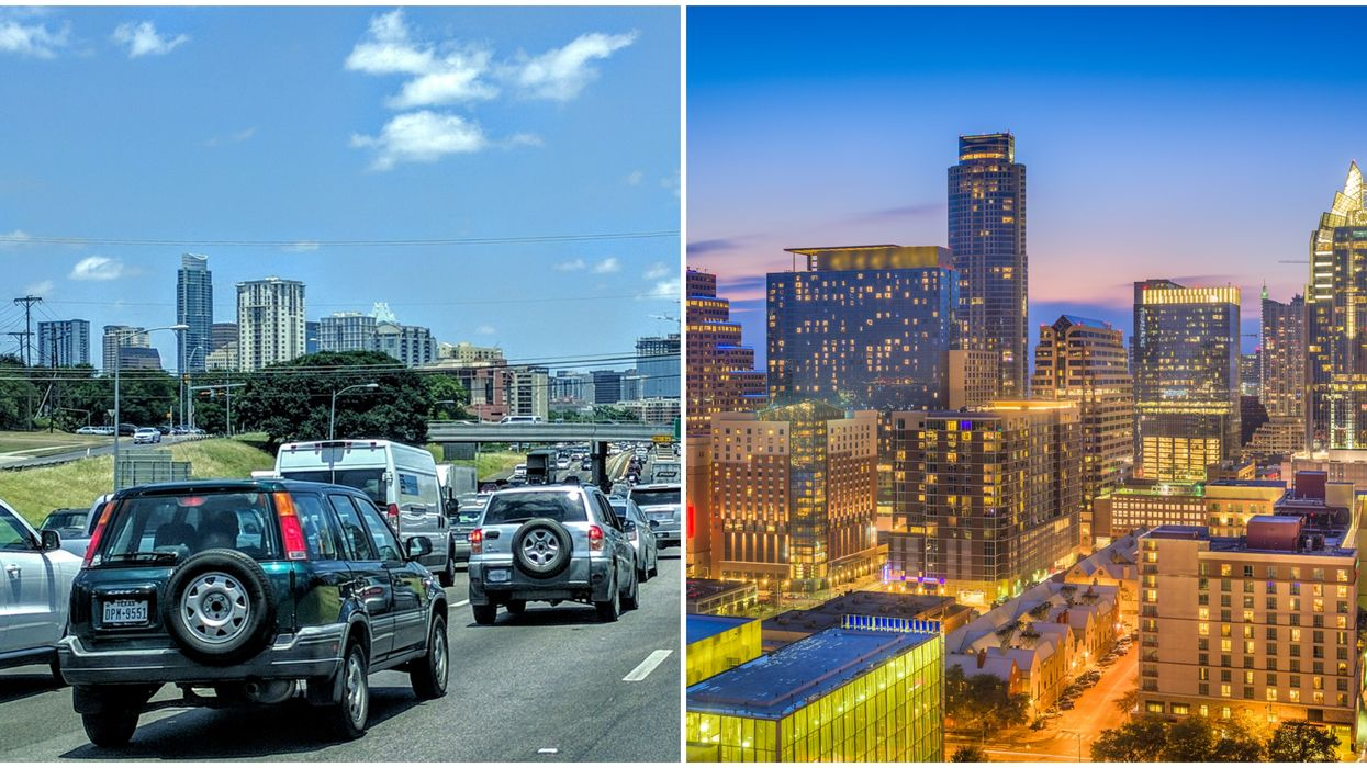 Austin Is Hitting One Million Residents This Summer