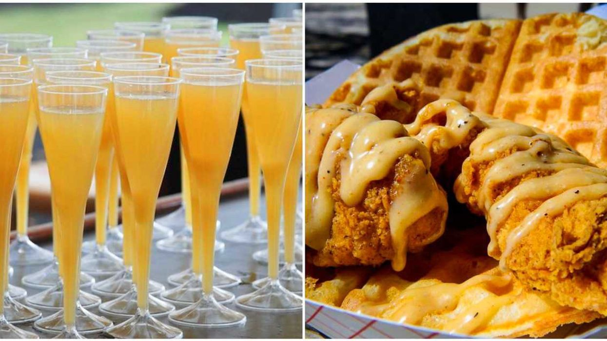 Austin Is Having A Massive Brunch Festival Next Month & Tickets Are Just $6
