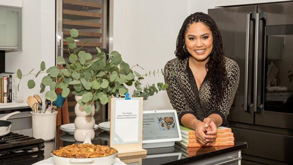 Whether you know her from the many cooking shows she's appeared on, or that she's married to NBA star Steph Curry, she definitely has a personality for TV. Though their family now lives in California, Canada is where she originally called home.Ayesha Curry's Toronto life provided inspiration in her career as a chef.