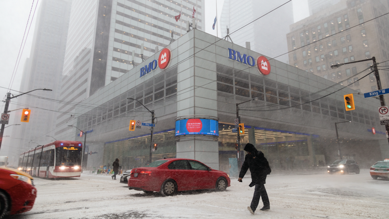 Toronto Extreme Cold Weather Alert Issued As Freezing Temperatures Arrive