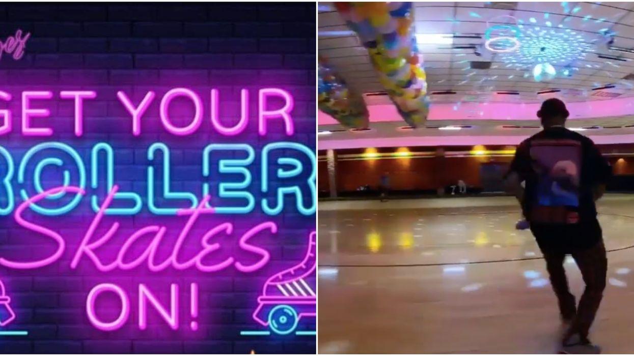 Ce « RollerSkate Party » te rappellera tes soirées à la Récréathèque ce weekend à Montréal