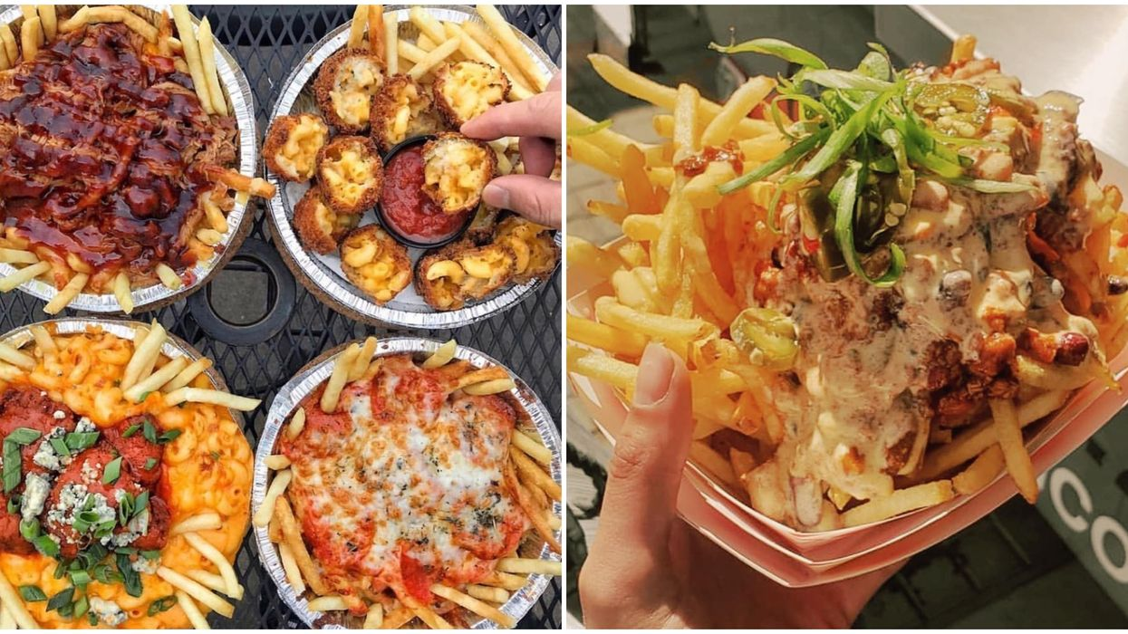 A Massive French Fry Festival Is Coming To Arizona This Spring