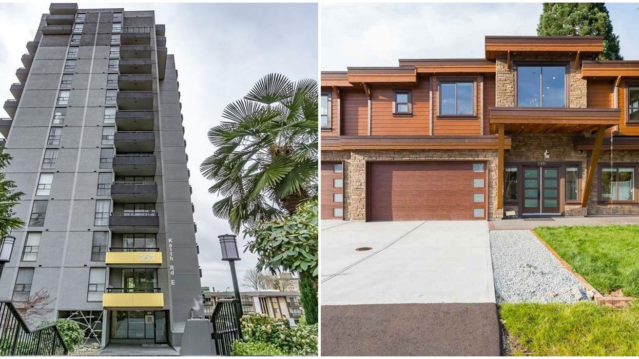 Metro Vancouver Apartment What $2,000 Looks Like In Each Neighbourhood