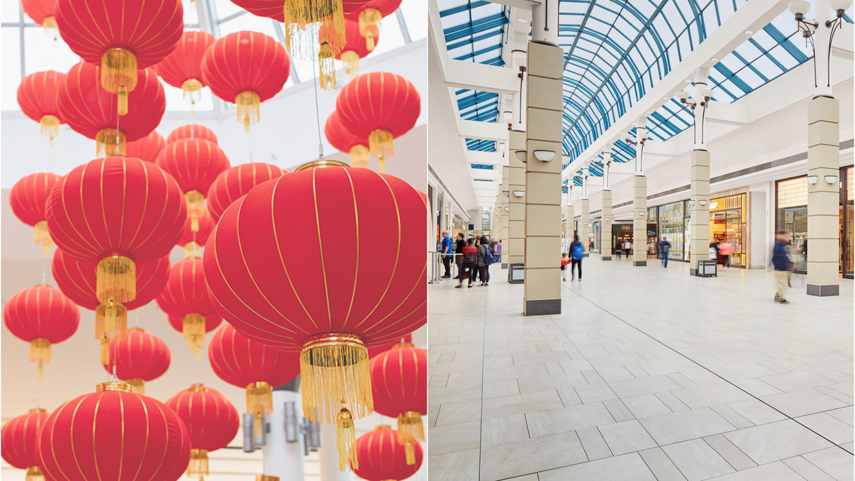 Cadillac Fairview Malls Are Transforming To Celebrate Lunar New Year Across BC