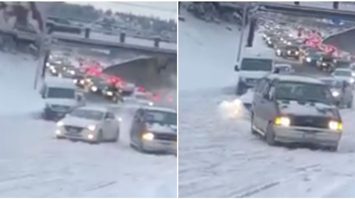 Vancouver Storm TikTok Is Tokyo Drift Themed & It's Going Viral (VIDEO)