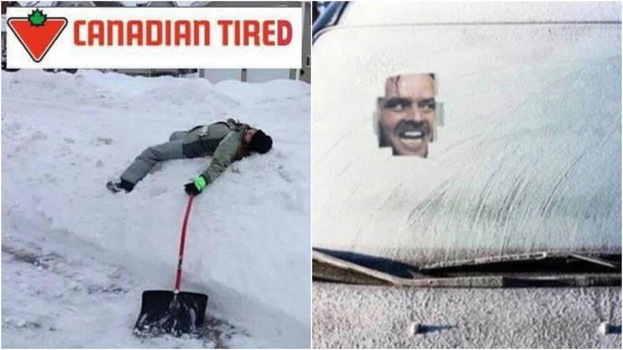 16 Canadian Winter Memes That Are So Painfully Relatable