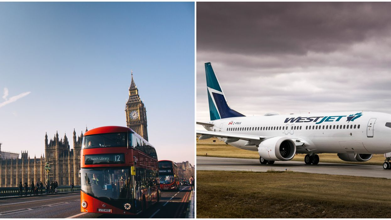 You Can Fly From Halifax To The U.K. This Summer With Over 300 New Flights To Choose From