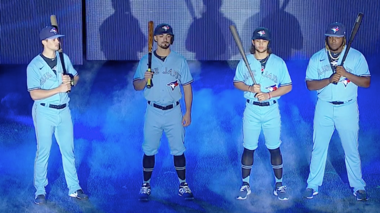New Blue Jays Jerseys Are A Total Retro Throwback