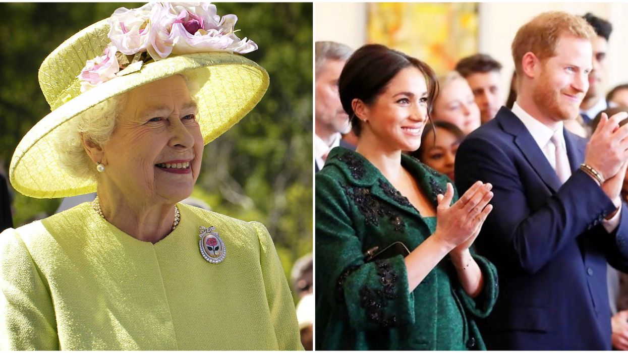 Harry And Meghan's New Life In Canada Gets Approval From The Queen