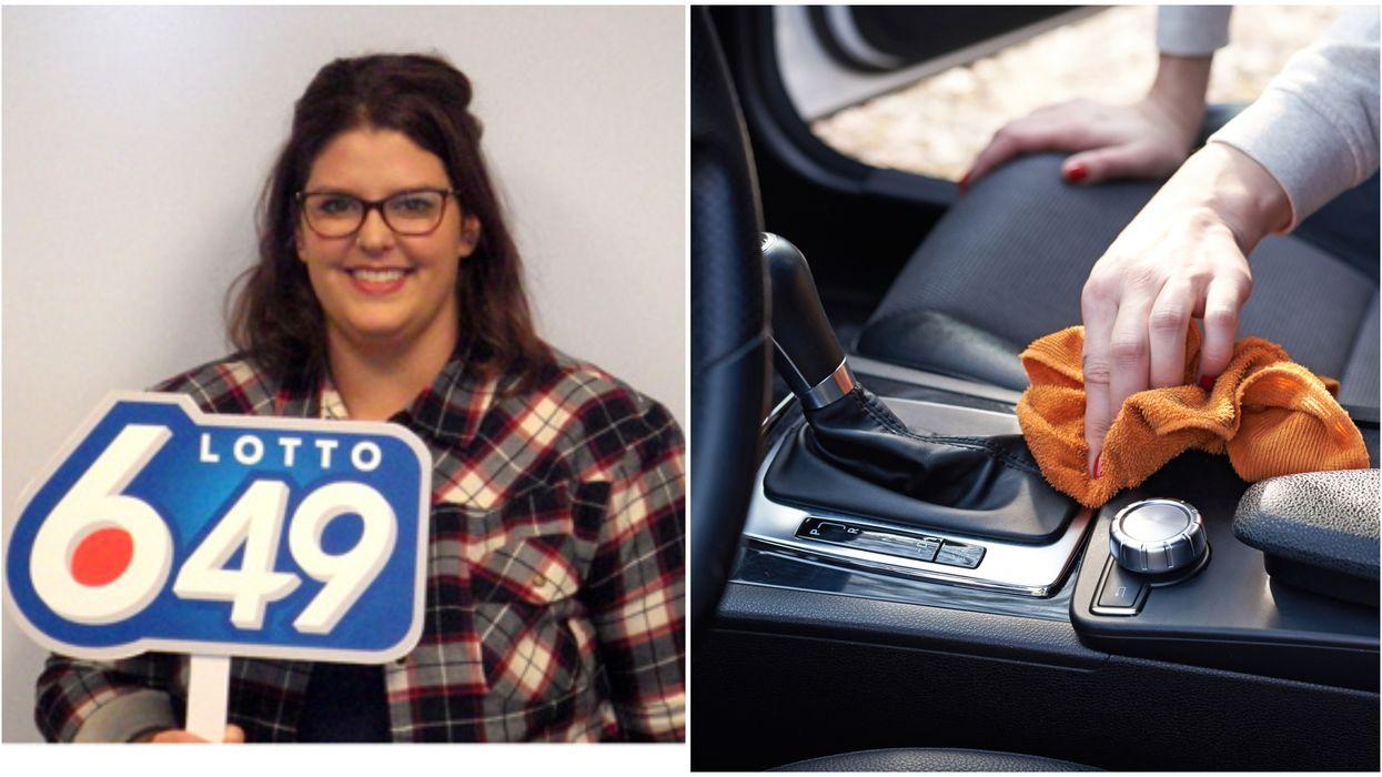 Forgotten Million-Dollar Ticket In Albertan Woman's Car Was Found Two Months Later