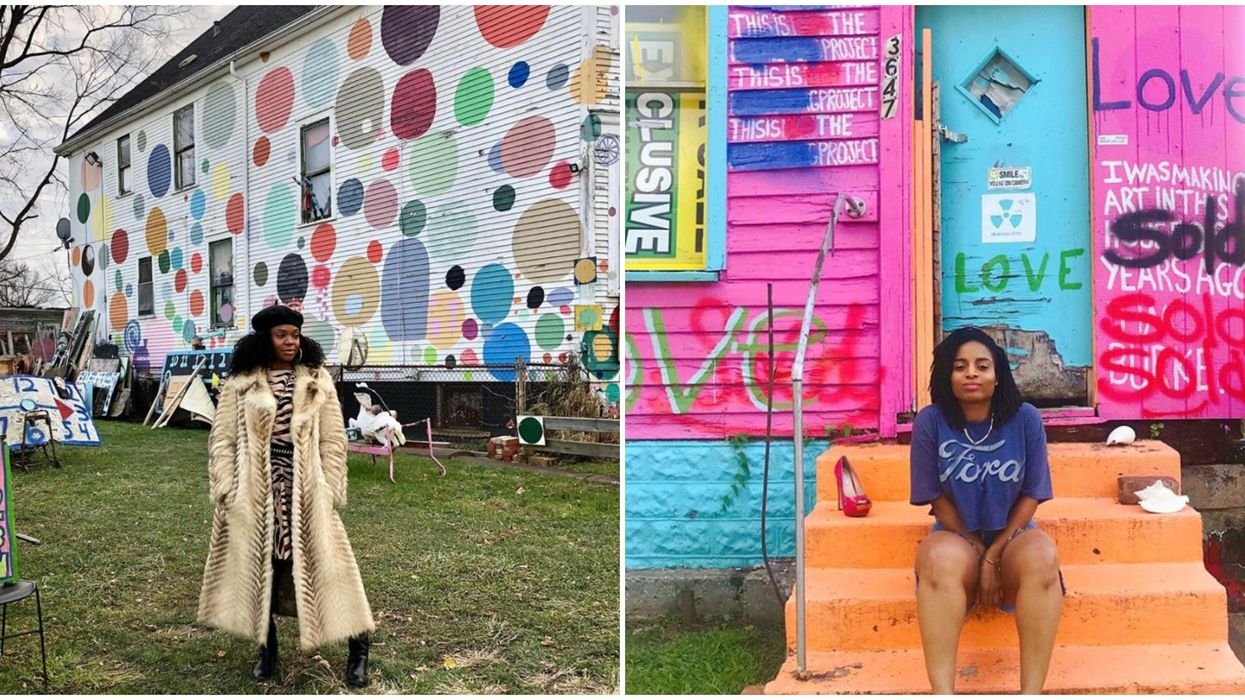 The Heidelberg Project In Detroit Is Like Something Out Of A Dr. Seuss Book