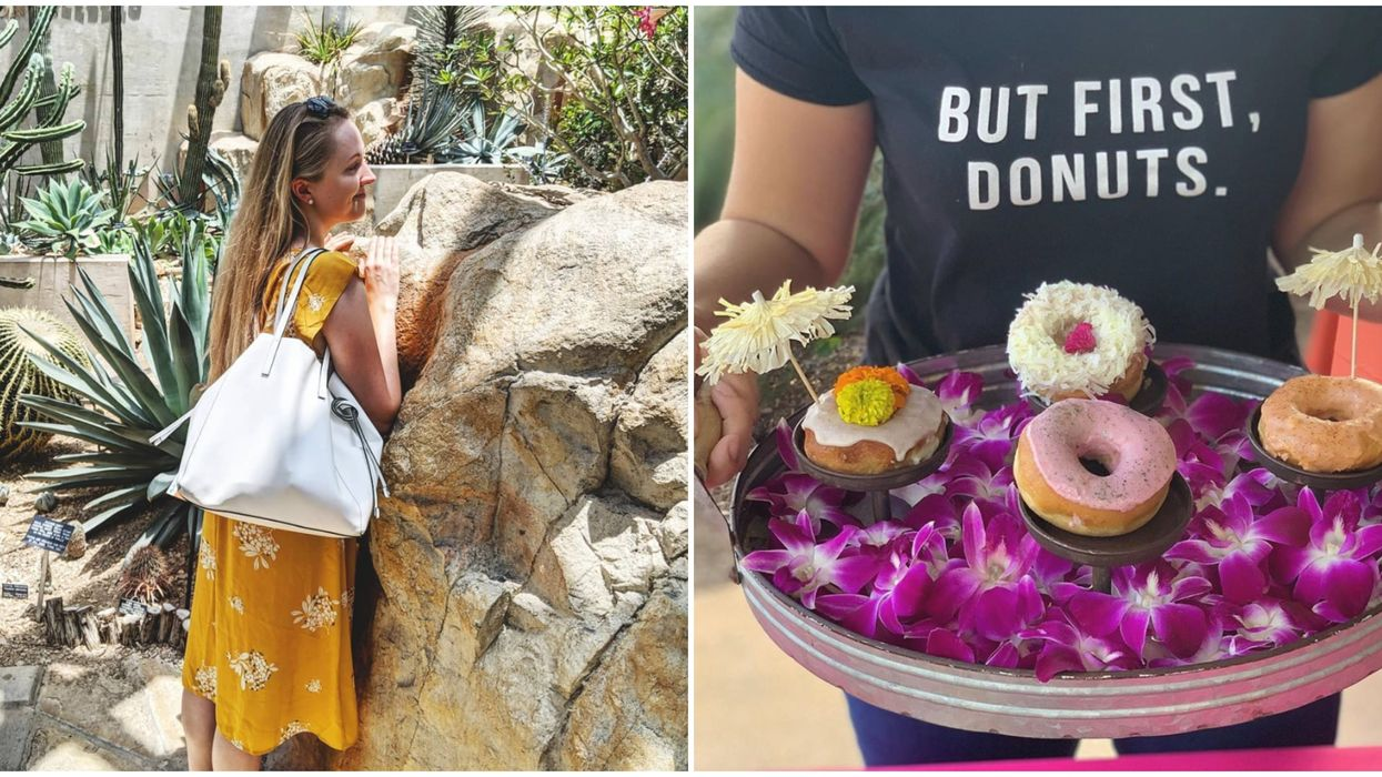 A San Antonio Botanical Garden Tiki Party With Cocktails Is This Month