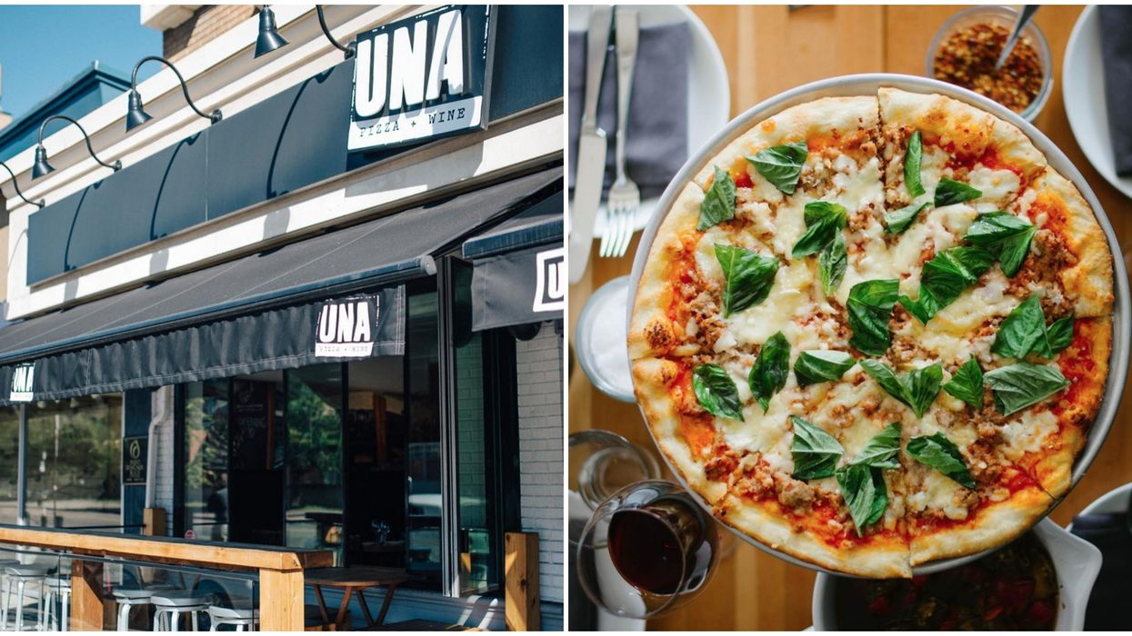 UNA Pizza + Wine Calgary Is Officially Getting Two New Locations In YYC