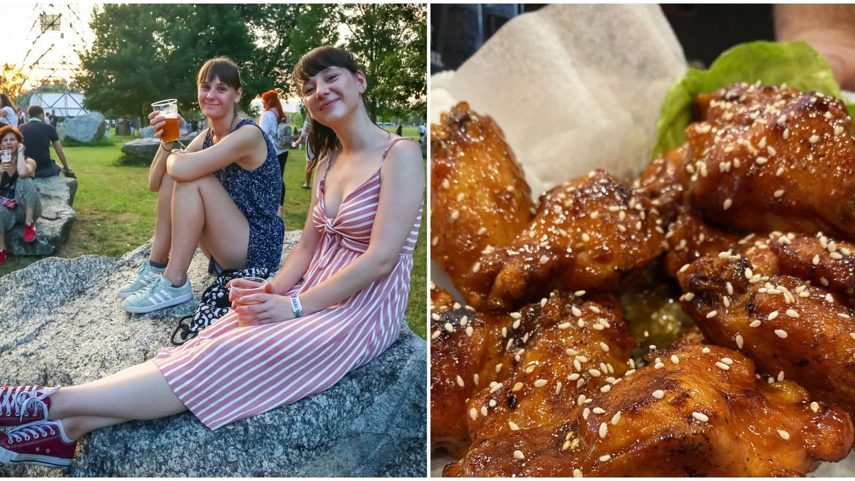Food Festival In Florida Will Have Unlimited Wings Beer And Craft Cocktails This February
