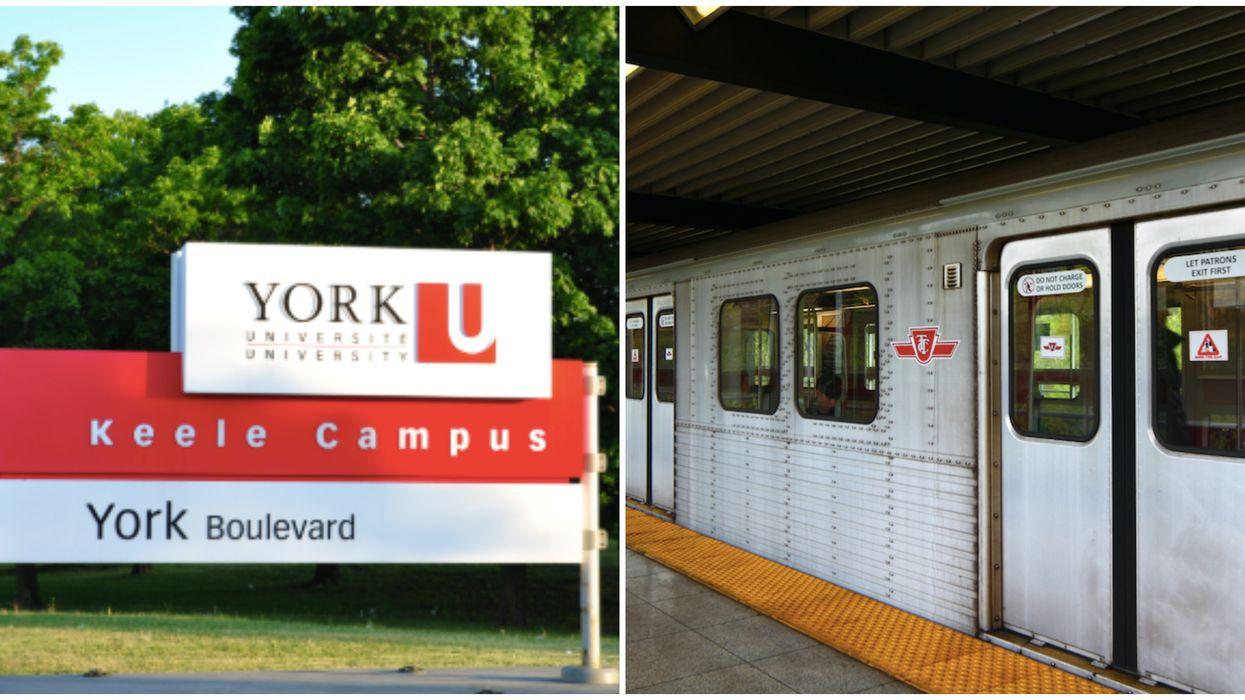 Toronto Subway Assault Reportedly Involved A York University Professor