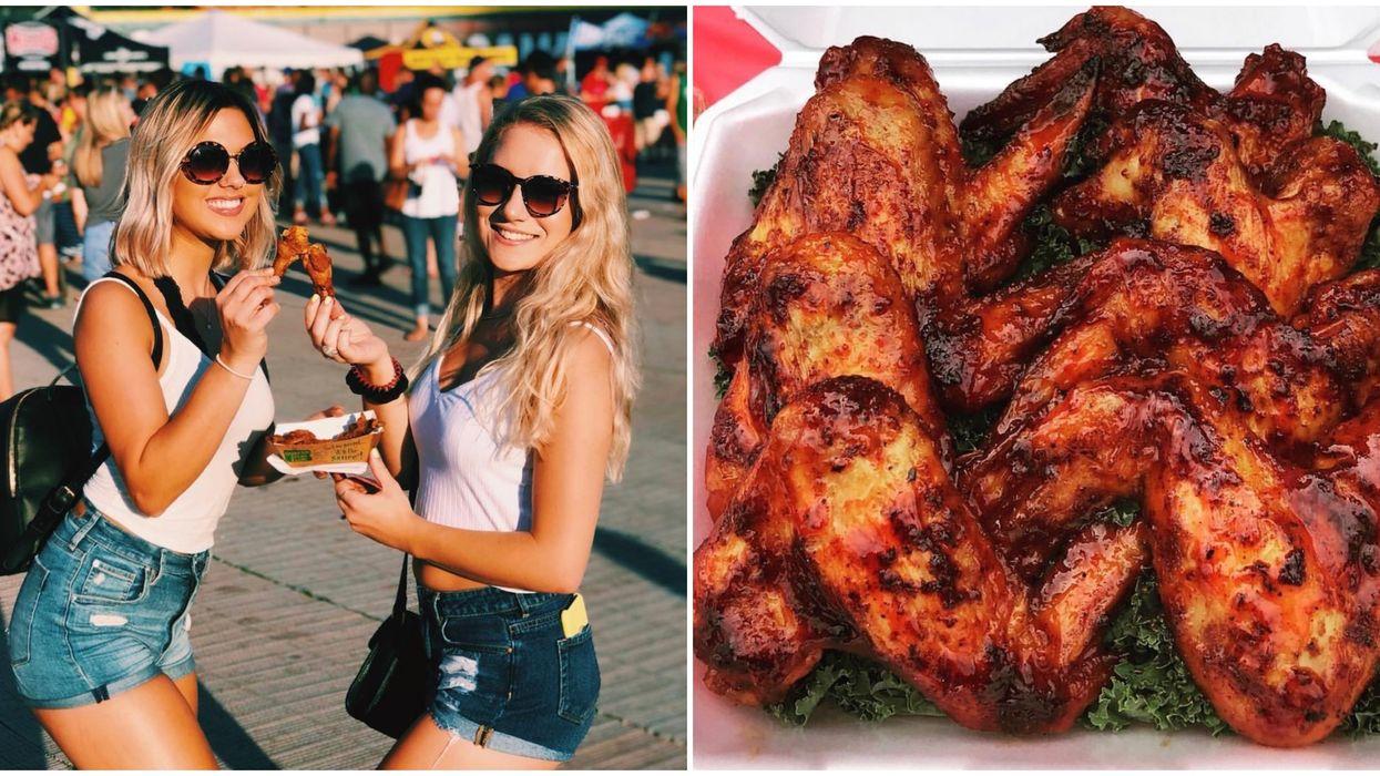 This Massive 2020 Memphis Festival Has Cheap Chicken Wings & Booze