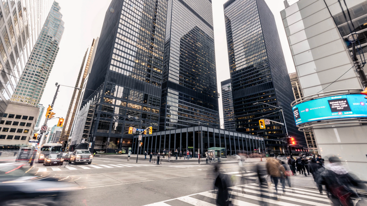 Toronto's Employment Rate Jumped In 2019 Because Tech Companies Are Hiring Like Crazy