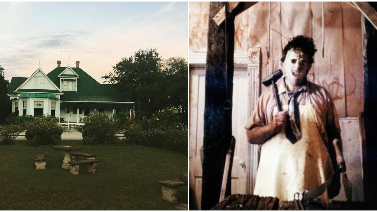 You Can Watch Texas Chainsaw Massacre At The House From The Movie
