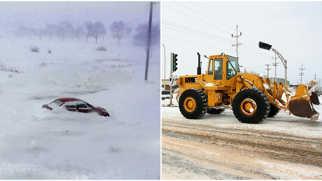 Newfoundland's Massive Snowfall Isn't Even The Worst The Country Has Ever Seen