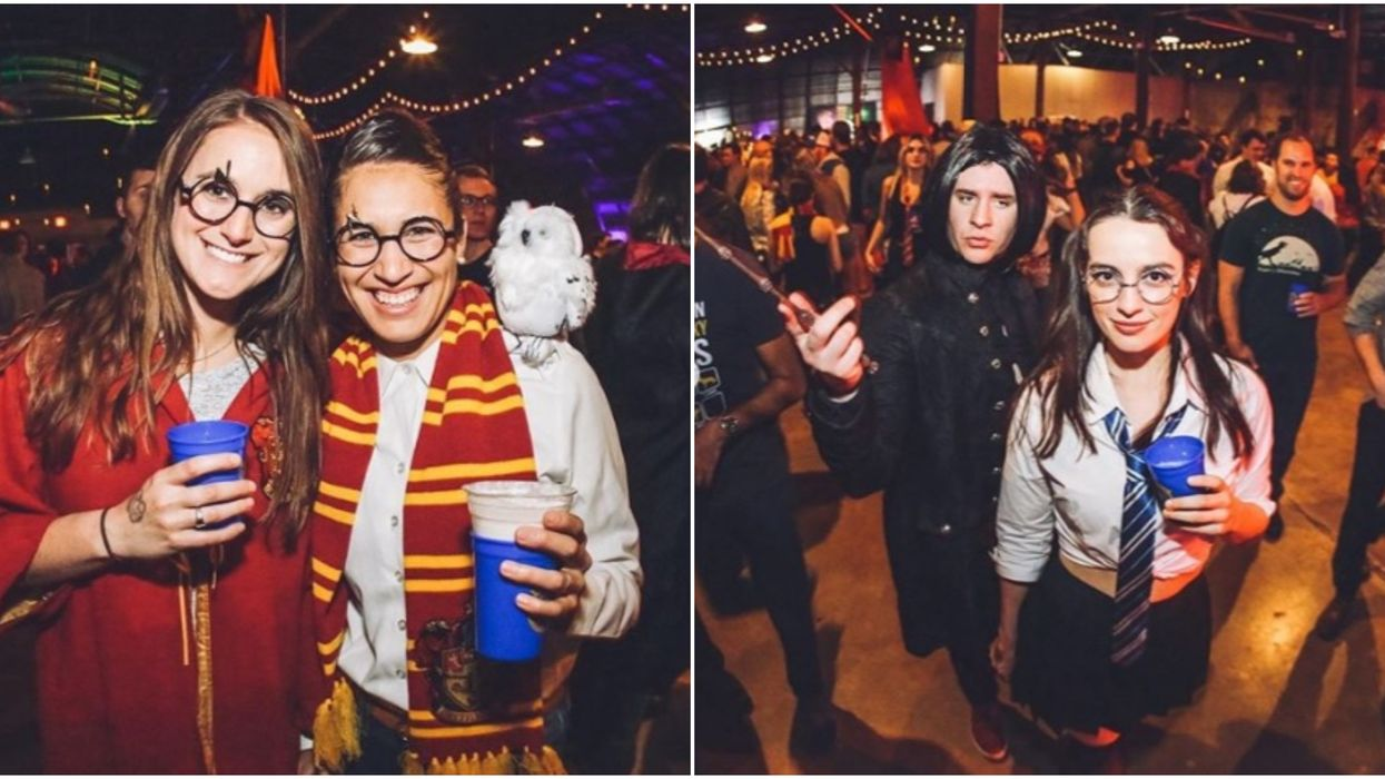 Harry Potter Themed Beer Festival Is Taking Over Arlington In March