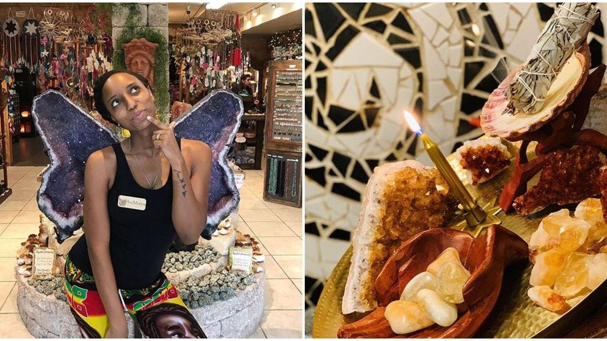 Hidden Gypsy Crystal Herb & Metaphysical Shop In Orlando Has Hippie Witch Treasures