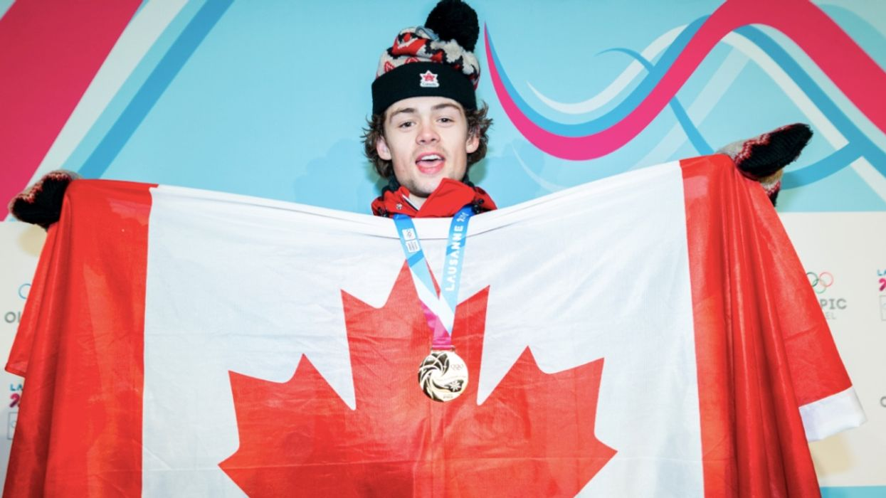 Andrew Longino Of Calgary Wins Gold At Youth Olympics For Jaw-Dropping Ski Stunts (VIDEO)