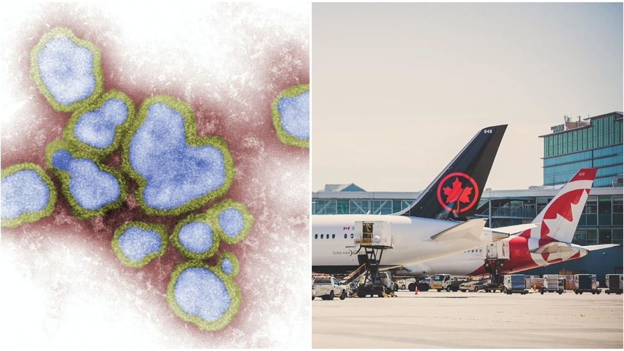 YVR Airport's New Coronavirus Screenings Start Next Week