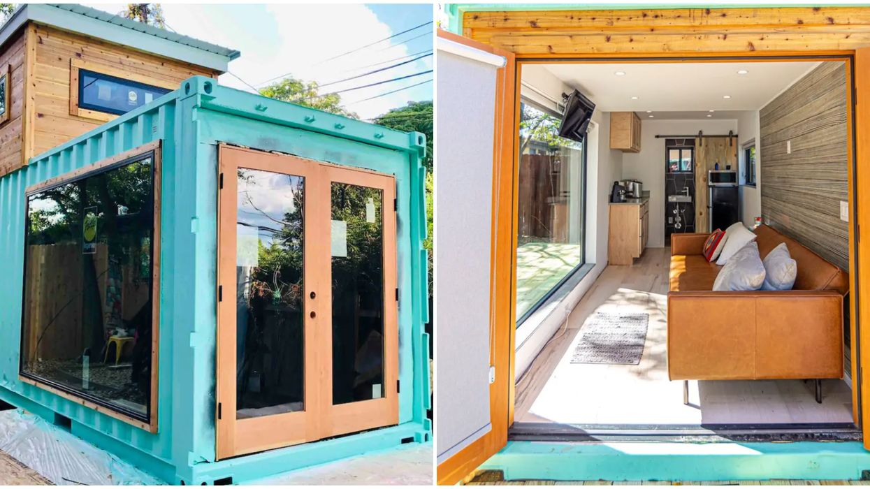 You Can Stay At This Adorable Tiny Home In Austin For Just $39 Per Night