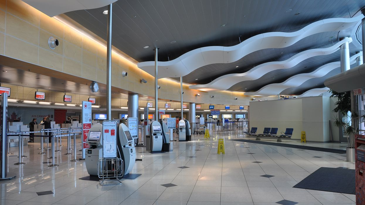 St. John's Airport Is Finally Open After Almost A Week Of Being Closed