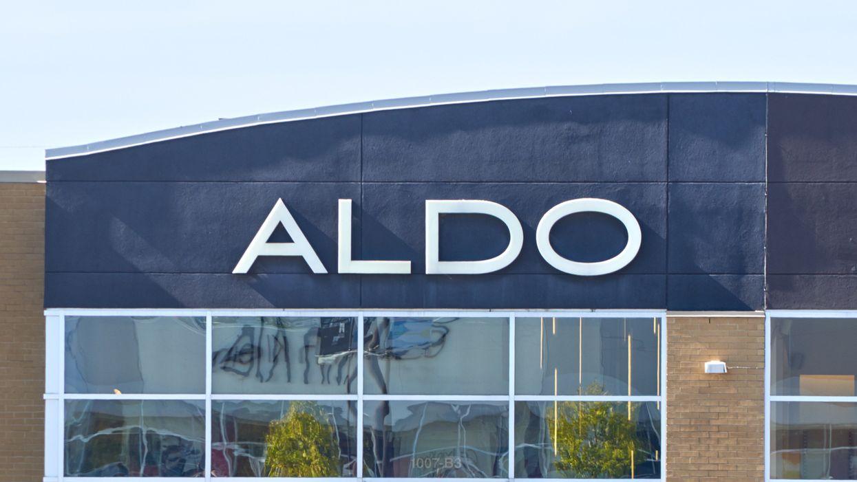 Aldo fait un solde de fin de saison avec des rabais allant jusqu'à 70 %
