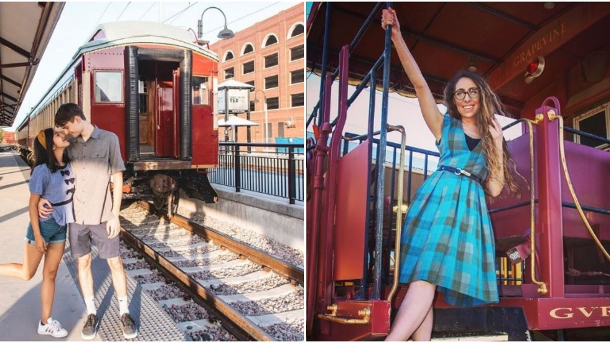 The Grapevine Vintage Railroad's Jazz & Wine Train Is Departing This March