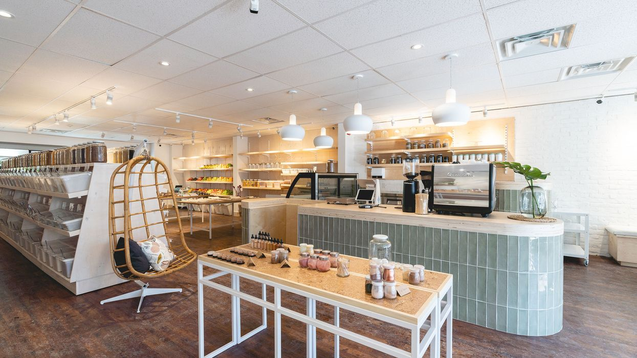 Toronto Waste-Free Store Bare Market Lets You Load Up Reusable Containers With Treats