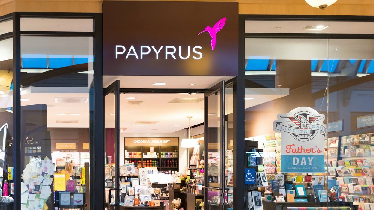 Carlton Cards And Papyrus Stores Are Closing In Canada Next Month & The Sales Have Begun