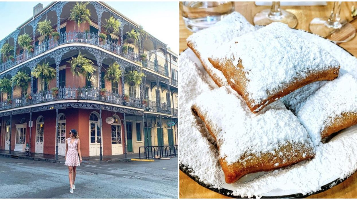Cheap Flights To New Orleans From South Florida Are On Sale Now