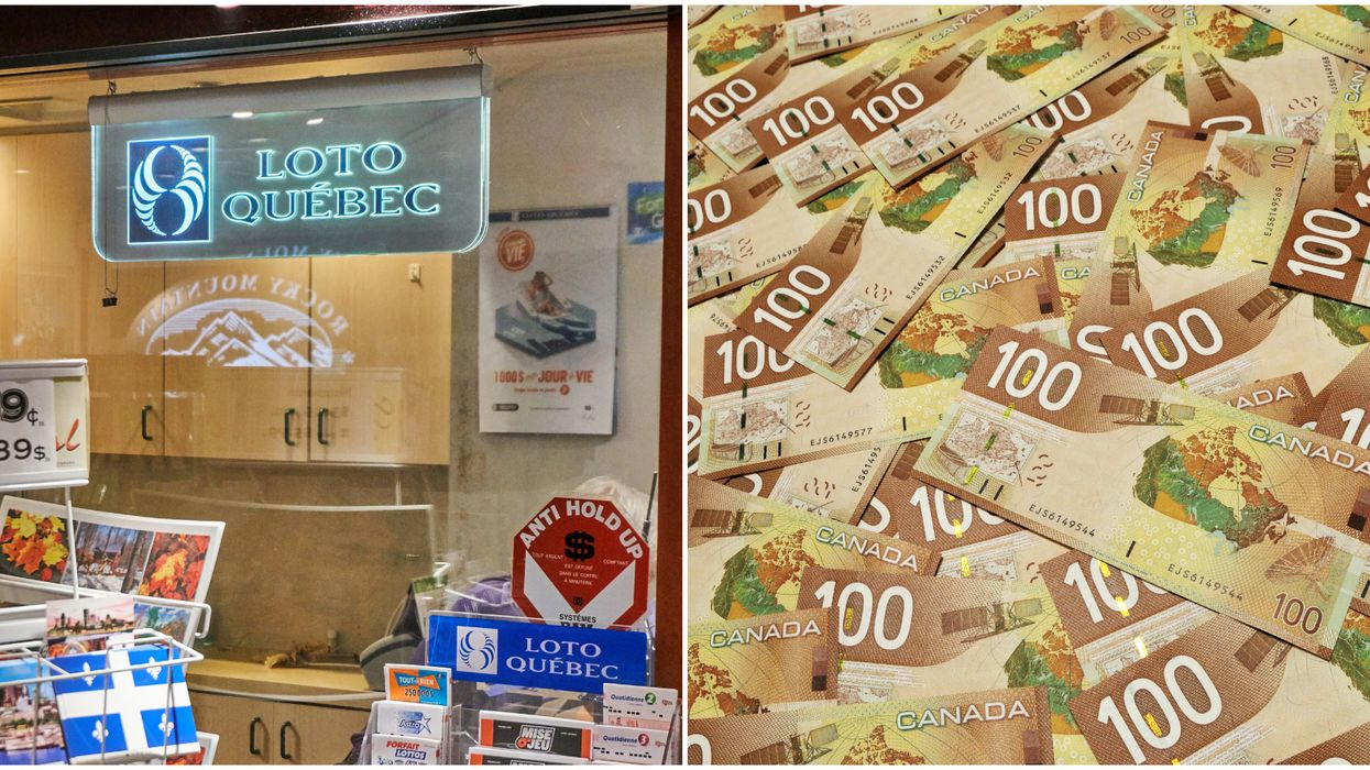 Loto-Quebec Winners Are Sitting On Four Unclaimed Tickets Worth Millions