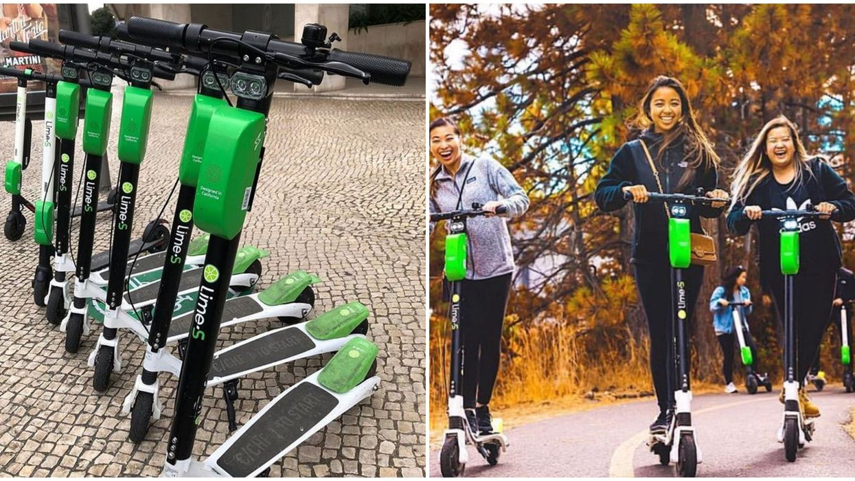 Lime Scooters Now Available To Scoot Around Orlando For Just $1