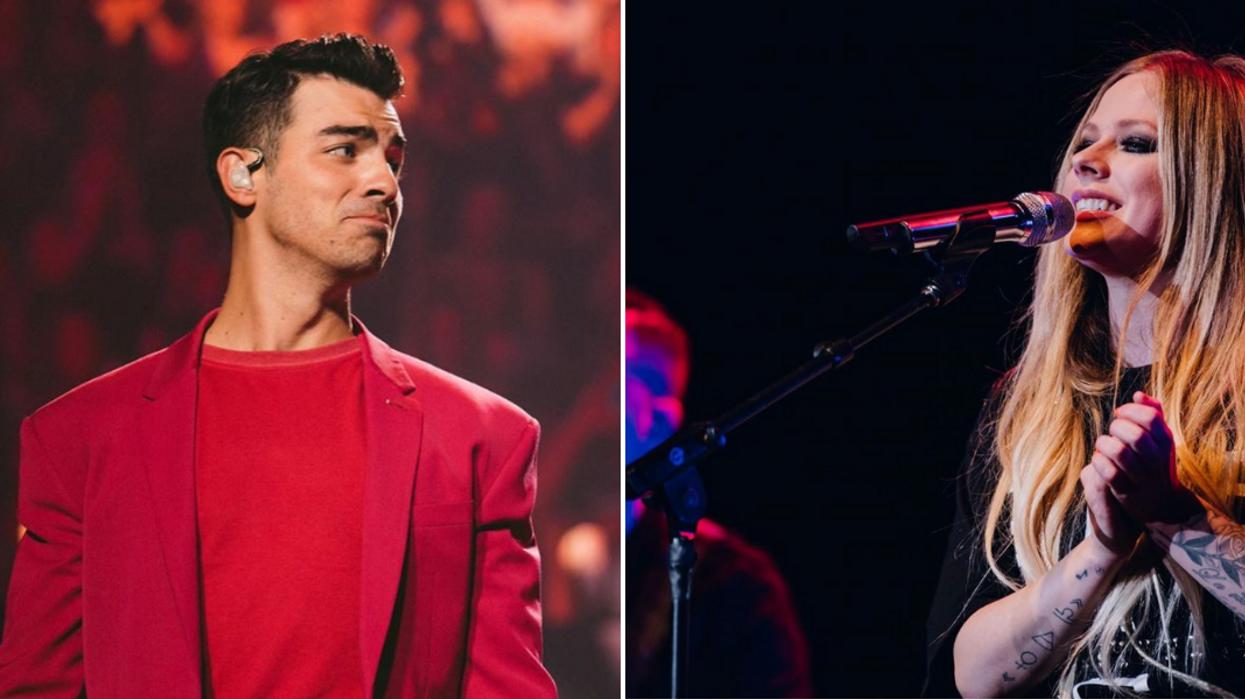 Joe Jonas' Biggest Fear Is Avril Lavigne & It's Because Of A Childhood Nightmare