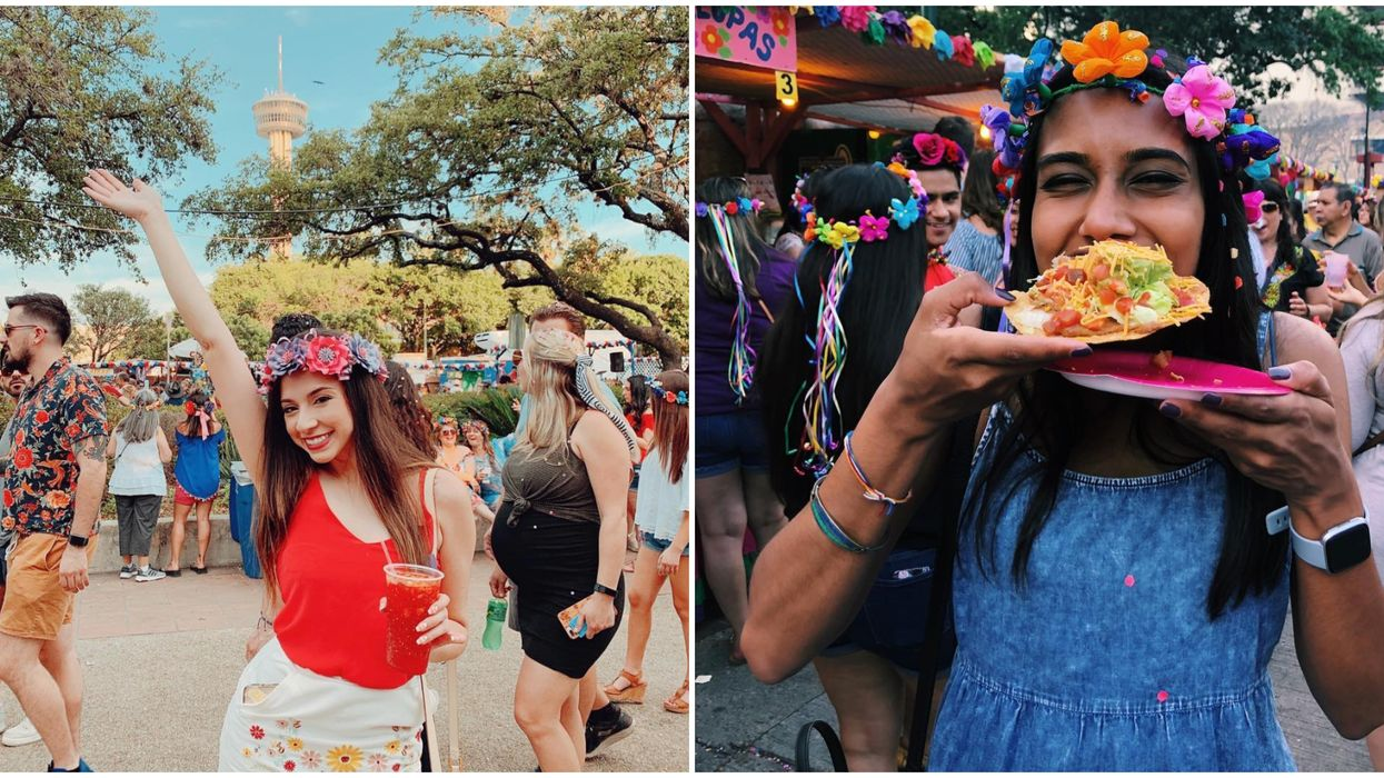 A San Antonio Festival Will Have Over 200 Vendors This Spring