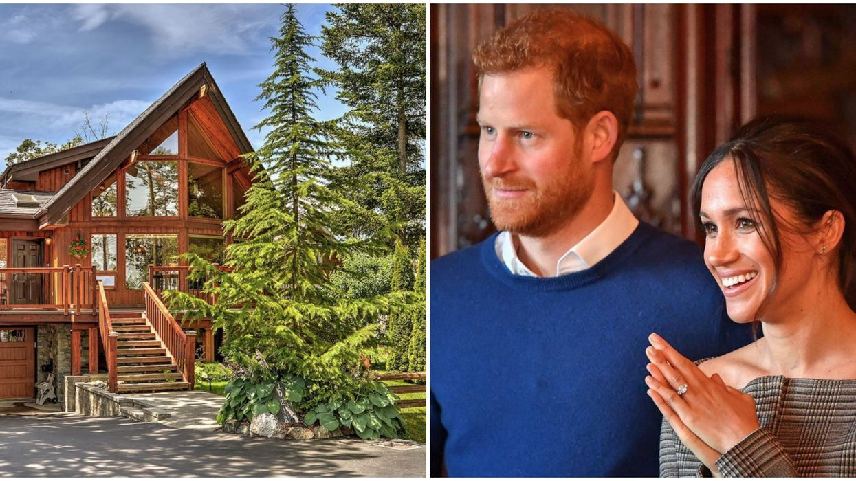 Meghan Markle And Prince Harry's BC Vacation Spot Has Tons Of Cute Airbnbs To Rent