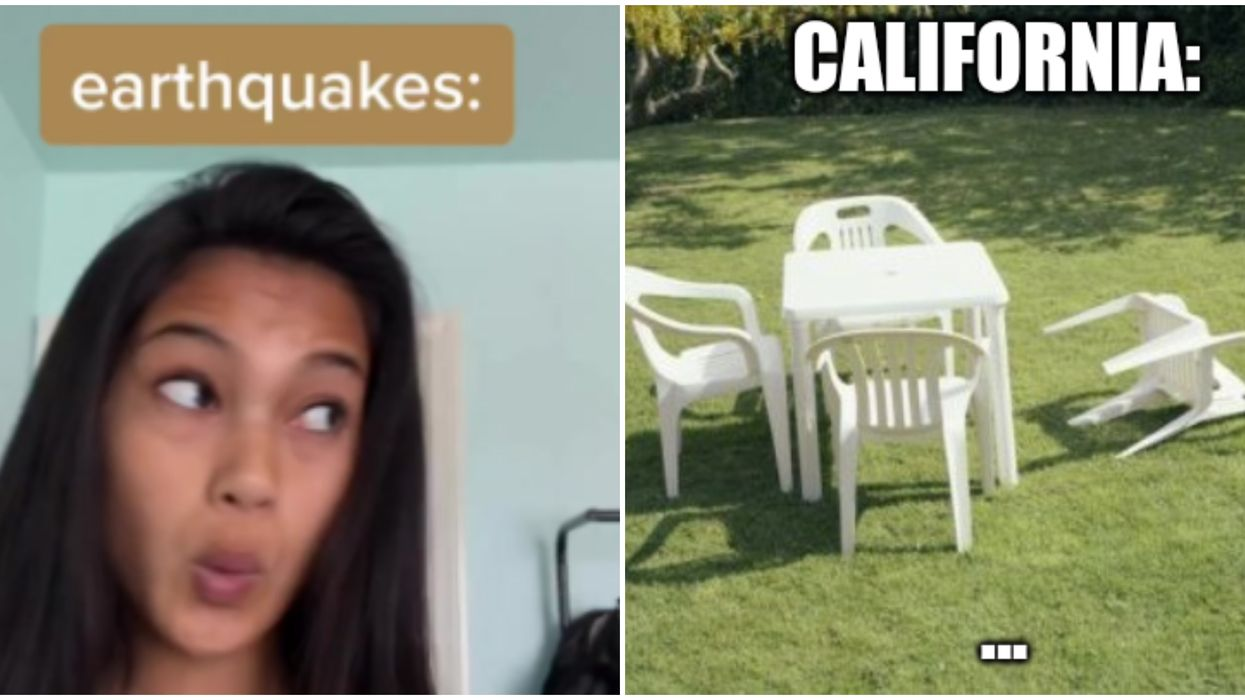 These California Earthquake Tweets Are Trending & They're Absolutely Hilarious