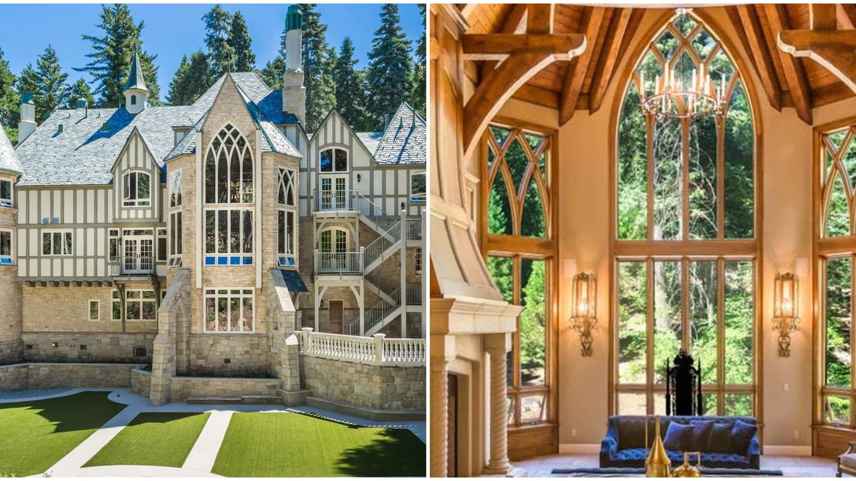 This Castle In California Is Available To Rent & It's Only $162 A Night With Friends