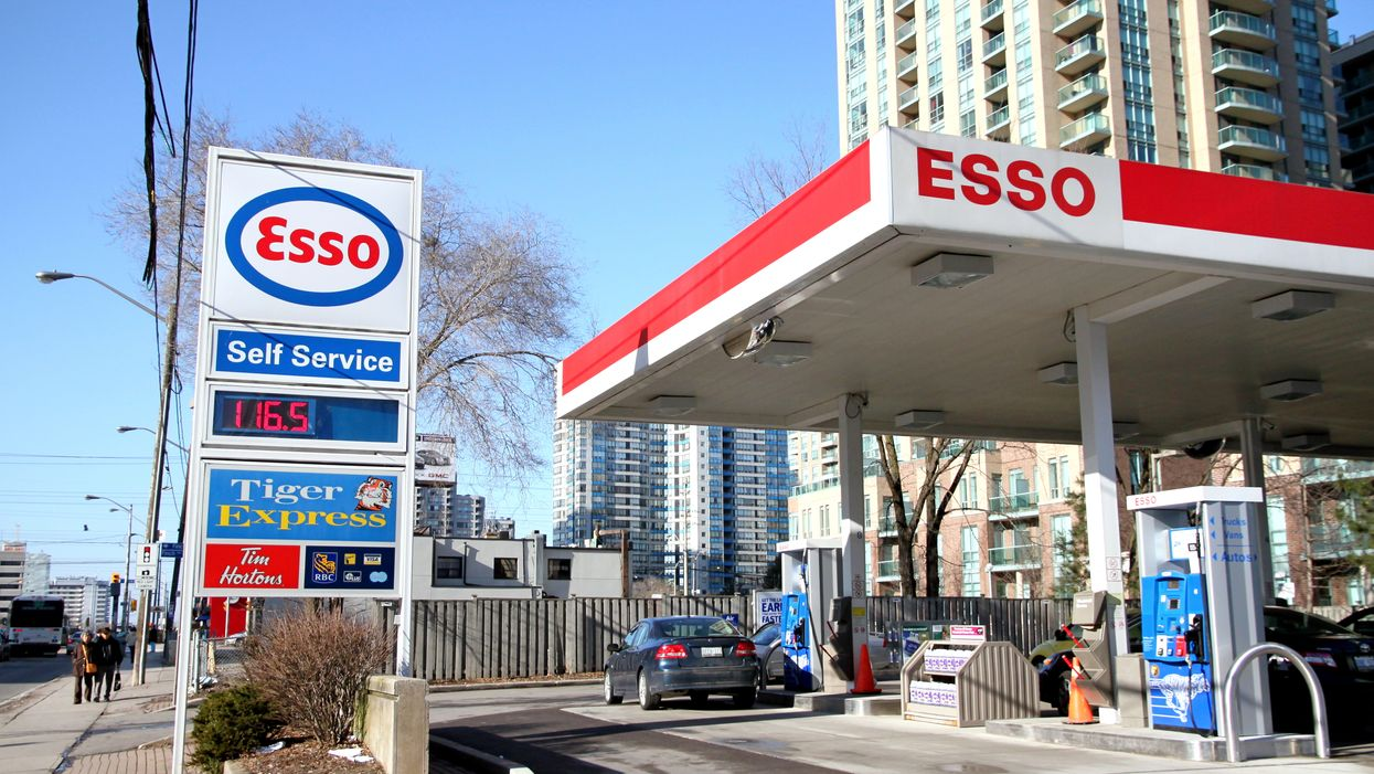 Toronto Gas Prices Are Going To Be The Lowest They Have Been Since Last Spring