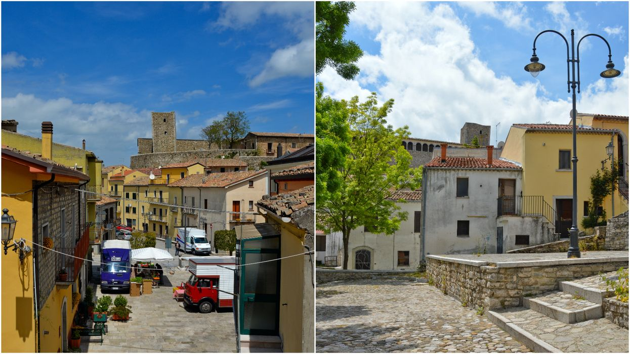 $1.50 Houses Are For Sale In Southern Italy & They're Looking For Newcomers