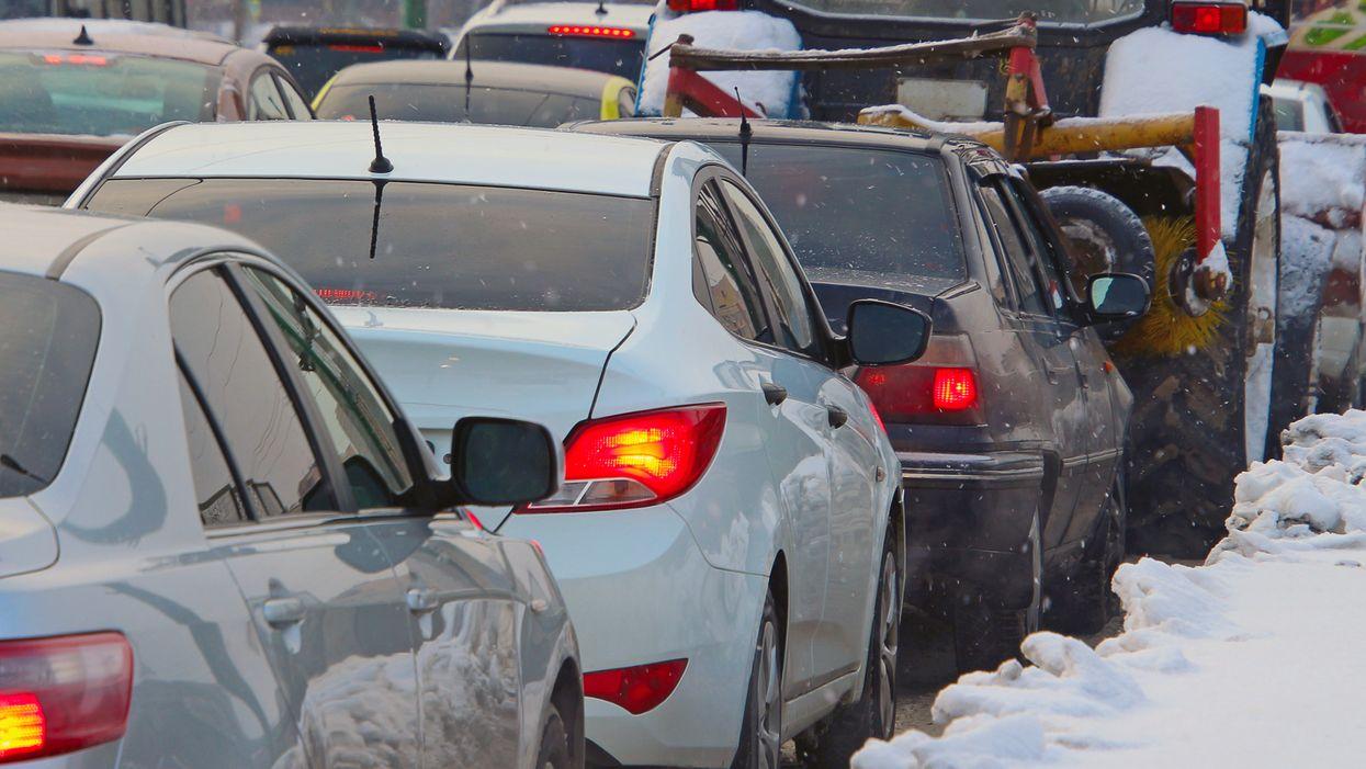 Congestion majeure à prévoir sur les routes de Montréal ce weekend