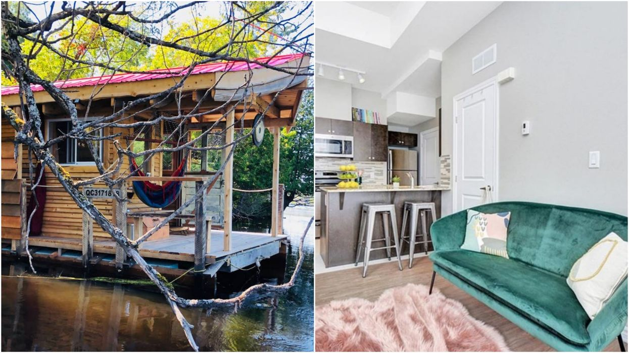 9 Airbnb's Near Ottawa That Still Have Availability On Valentine's Day