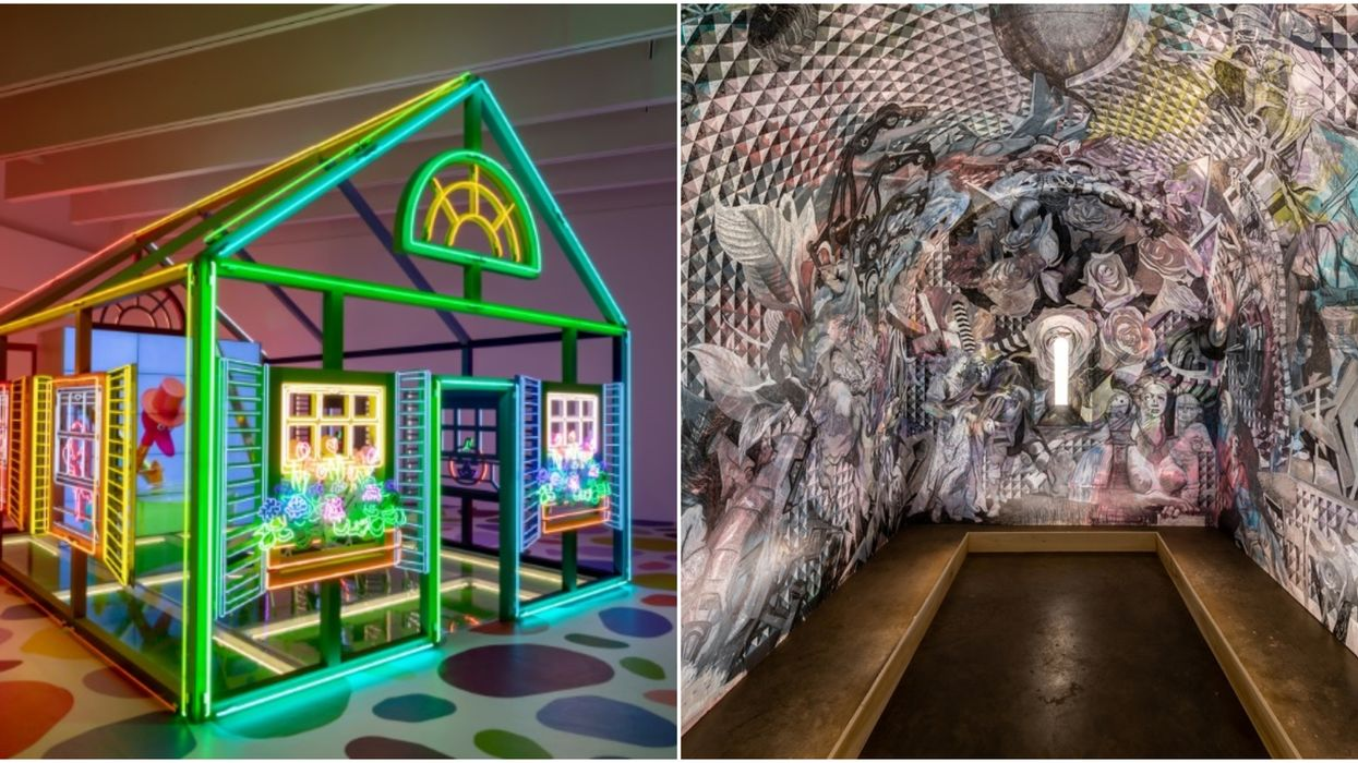 This Whimsical & Colorful Exhibit Is Coming To A Dallas Museum This April